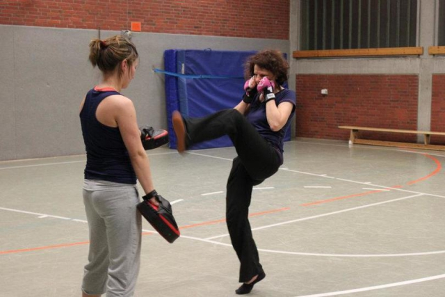 Kampfsport in Rotenburg – Kickboxen