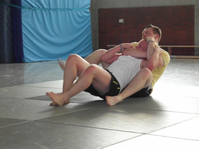 Kampfsport in Rotenburg – Grappling