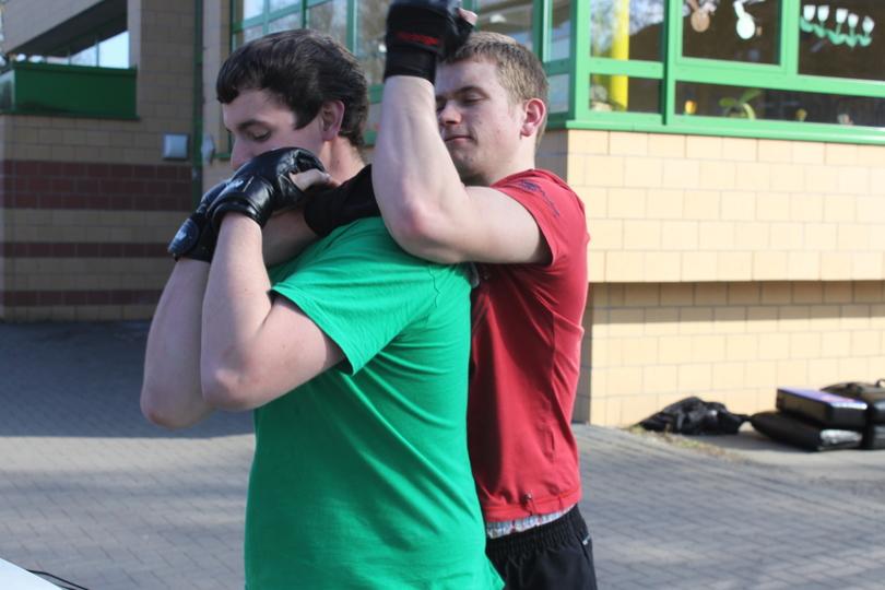 Kampfsport in Rotenburg – Krav Maga