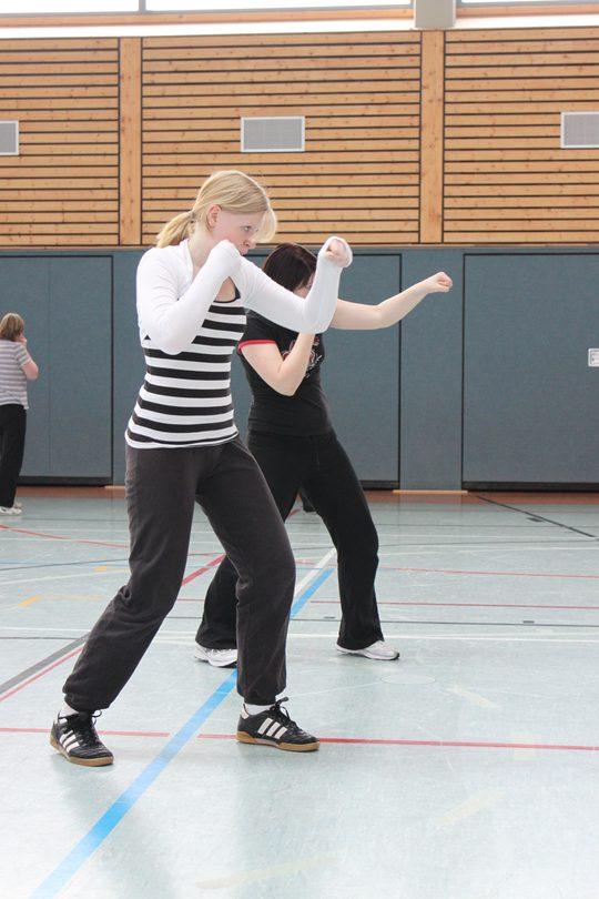 Kampfsport in Rotenburg – Kickboxen