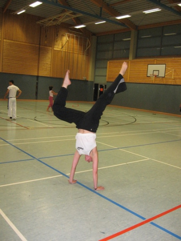Kampfsport in Rotenburg – Capoeira