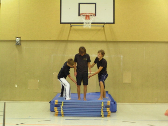 Kampfsport in Rotenburg – Tricking